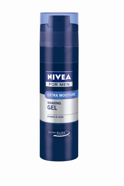 NIVEA FOR MEN Extra Moisture Shaving Gel $5.99