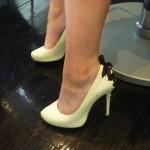 Killer heels will always get you noticed