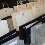 Gift bags - yes, three to take home filled with lots of beauty goodies