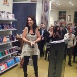 Kerri Sackville book launch