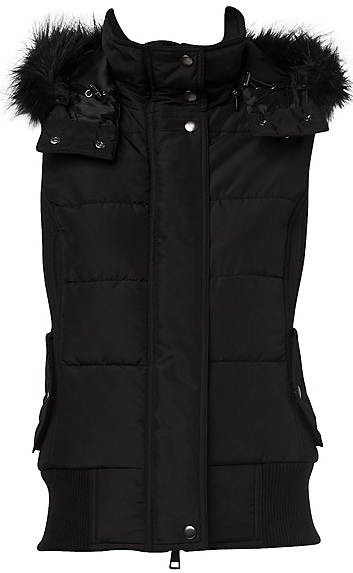 Witchery puffer vest www.witchery.com.au