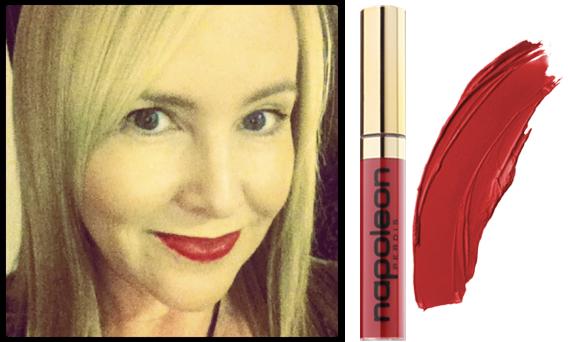 Napoleon Perdis Lady in Red Lip Gloss ($30)