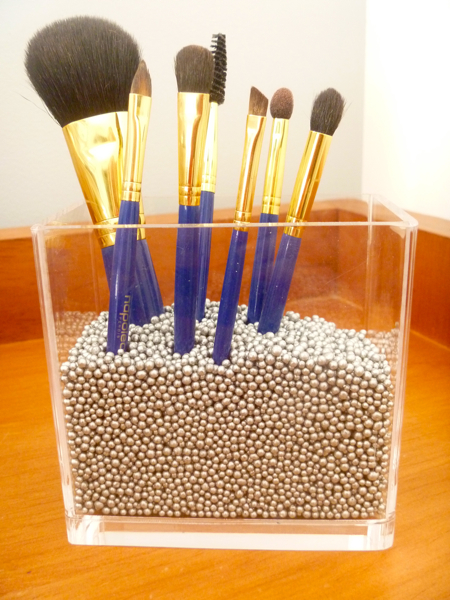 The Makeup Box Shop Brush Holder $19 (or $15 with a Glamour Box order)
