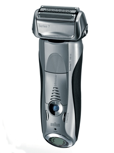 The Braun Series 7 razor has possibly convinced me to give up the shaving cream.