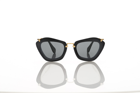 These Miu Mius can be turned into prescription sunglasses at OPSM