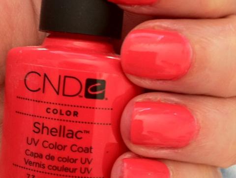 CND Shellac Color Tropix