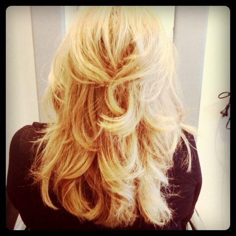 Don't you just love a great blow dry?