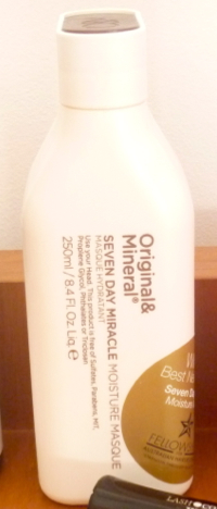 Original & Mineral Seven Day Miracle Moisture Masque