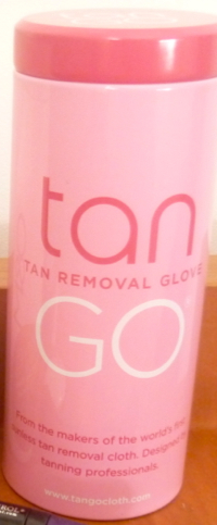 Tan Go Tan Removal Glove