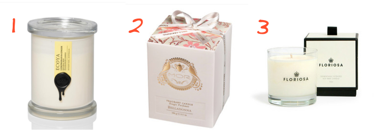 Online shopping find ambrosia luxury scented candles for Best scented candle brands