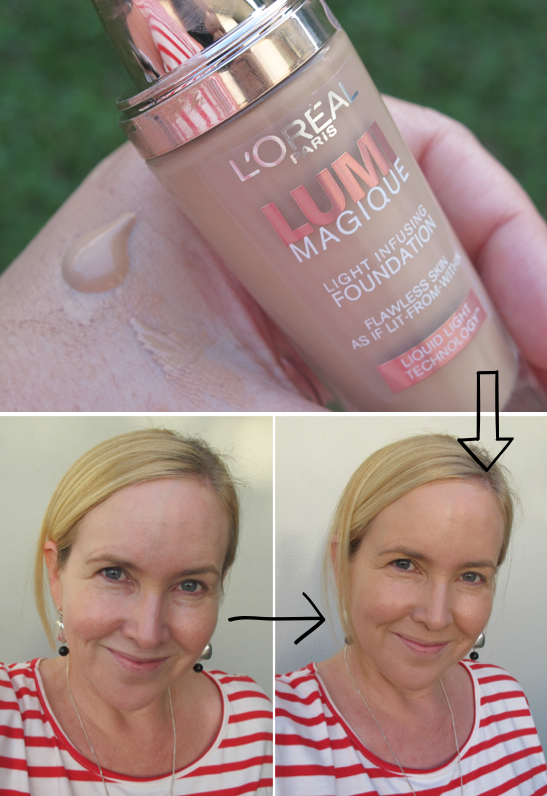 L'Oreal Lumi Magique Light Infusing Foundation