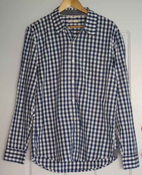 mix apparel at Coles men's checked shirt $19