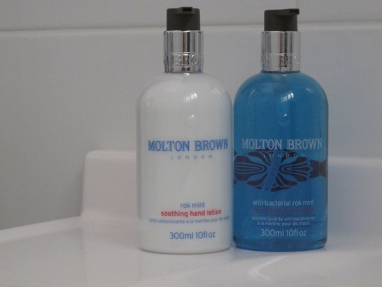 Molton Brown Rok Mint Hand Duo
