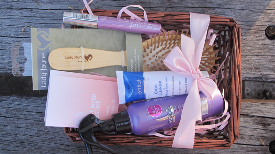 Beauty Basket's February basket