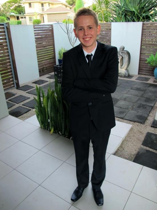 Ben school formal