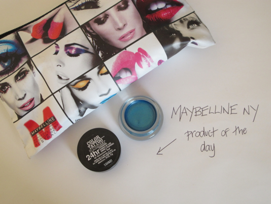 maybelline new york product of the day 2
