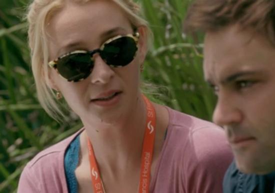 Nina Proudman sunglasses