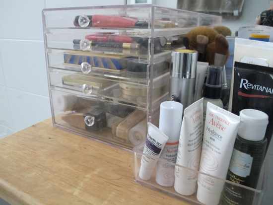 Trialling beauty products is part of my daily and weekly blogging schedule