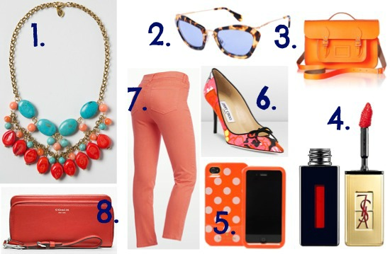 New York Shopping Wishlist