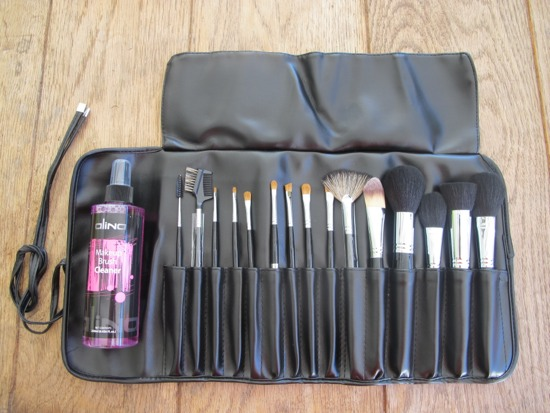 Makeup Australia Brushes