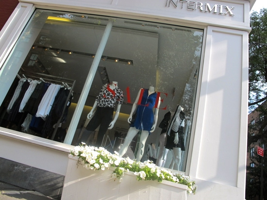 Intermix: will be checking out this store very soon