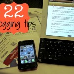 22 blogging tips from BlogHer '12