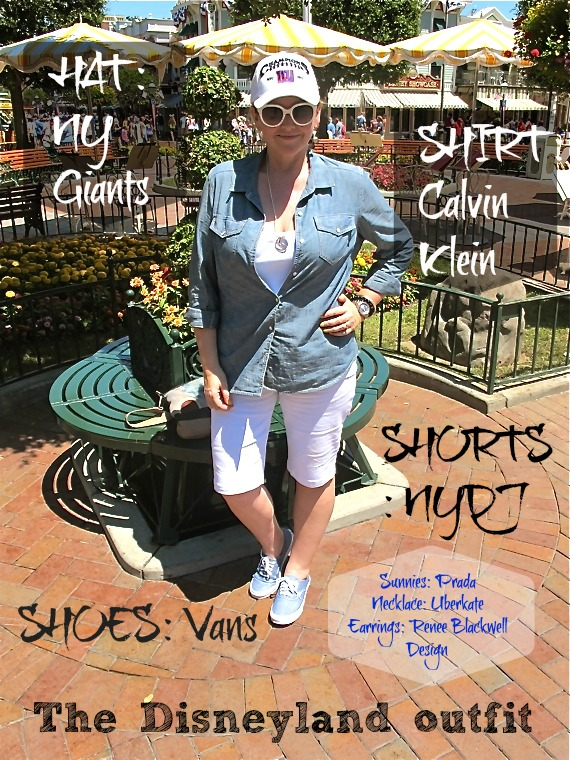 Keeping it Real outfit post: What I wore to Disneyland Day 1