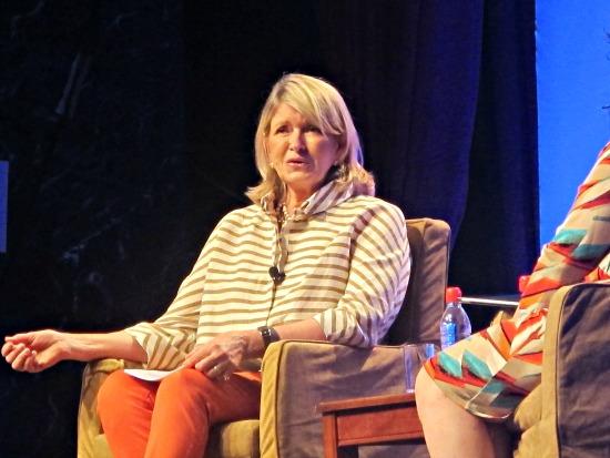 Martha Stewart BlogHer '12