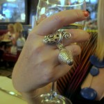 Renee Blackwell Design cocktail rings