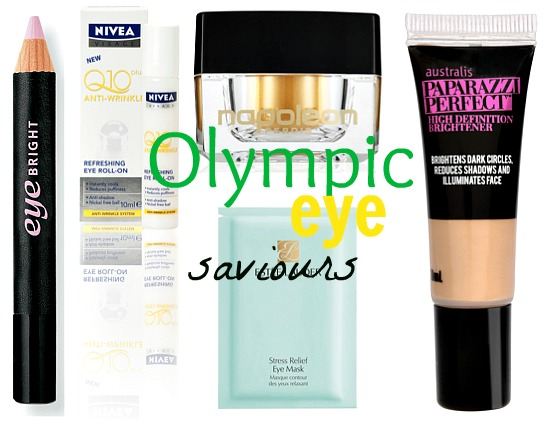 Beauty products that will save your eyes during the Olympics