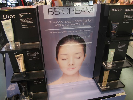 BB Cream options at Sephora