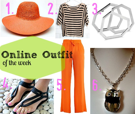 online outfit of the week
