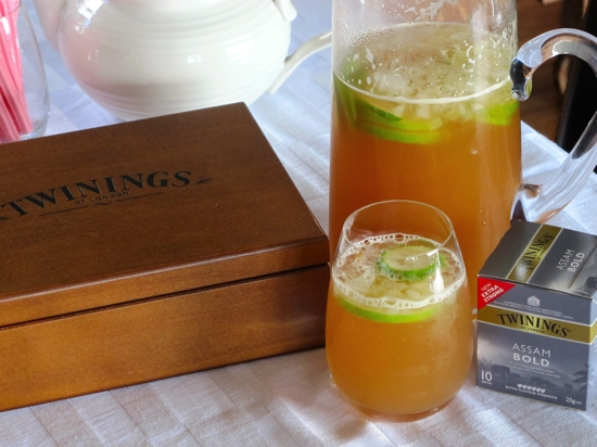 Twinings Assam Bold Ginger Fling