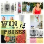 Win one of 14 prizes | October giveaway