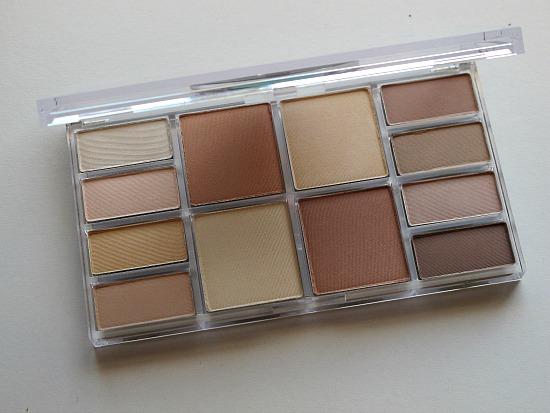 The Ultimate Nude Palette