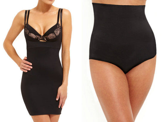 wardrobe essentials: shapewear