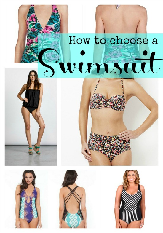 How to choose a swimsuit
