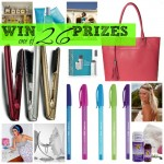 Styling You Christmas giveaway: win one of 26 prizes