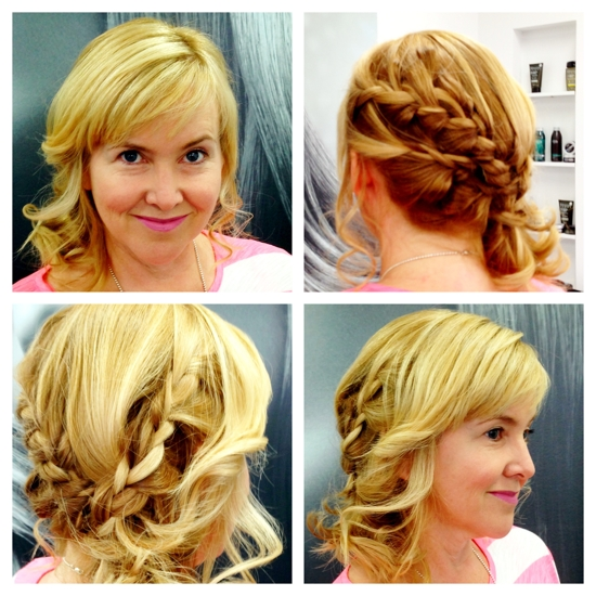 Braids are the new Botox? (Hair by Suite Three)