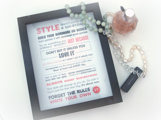The Styling You Manifesto #fashion #beauty #advice