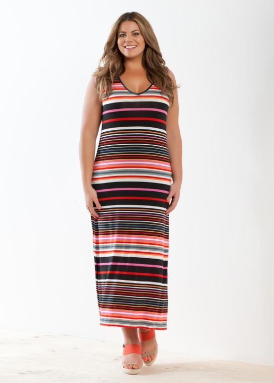 Virtu maxi dress $89.95