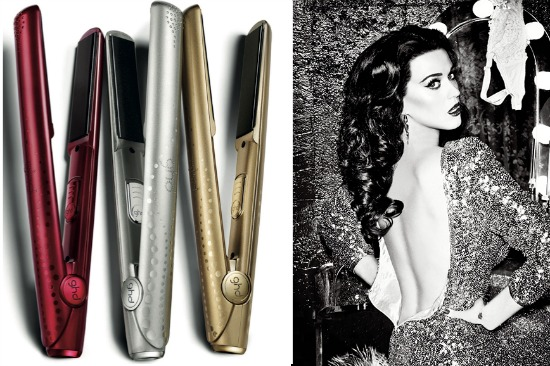 ghd Metallic collection | Katy Perry