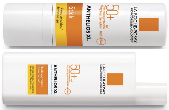La Roche-Posay SPF 50+ sunscreen