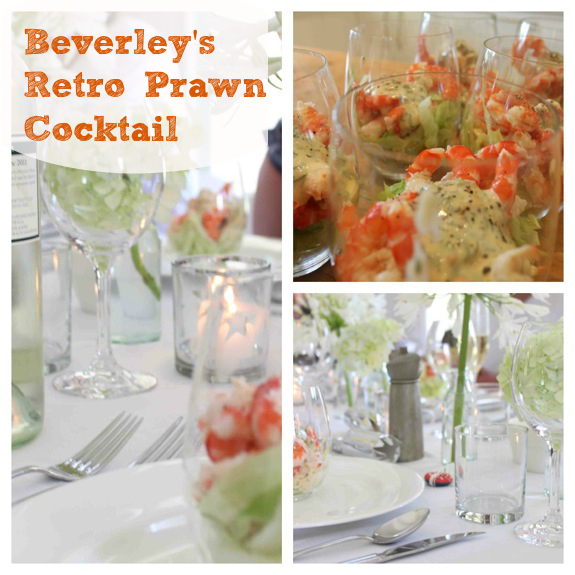 Beverley's Retro Prawn Cocktail recipe