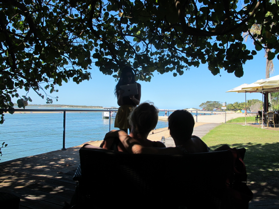 Secret Spot | Hooroo | Cotton Tree | The Boatshed