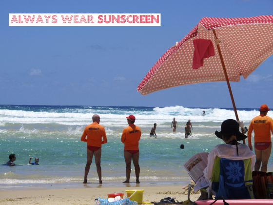 Unlock your style in 14 days | Always wear sunscreen | www.stylingyou.com.au