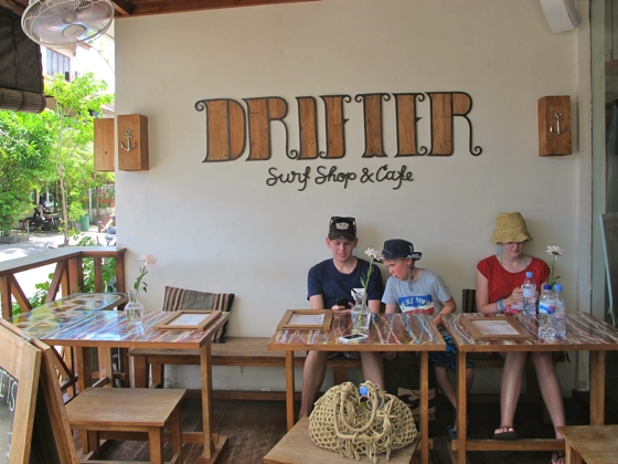 Drifter Surf Shop & Cafe Bali
