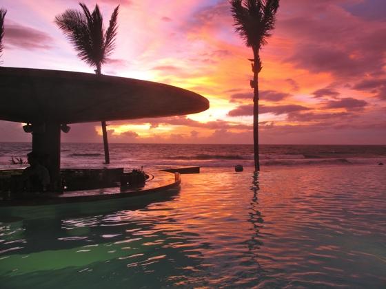 Sunset Potato Head Seminyak Bali