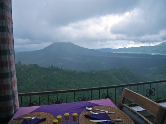 Volcano Bali