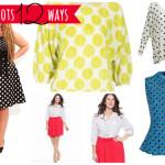 polka dots 12 ways
